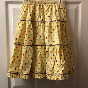 Girls Size 12 Skirt